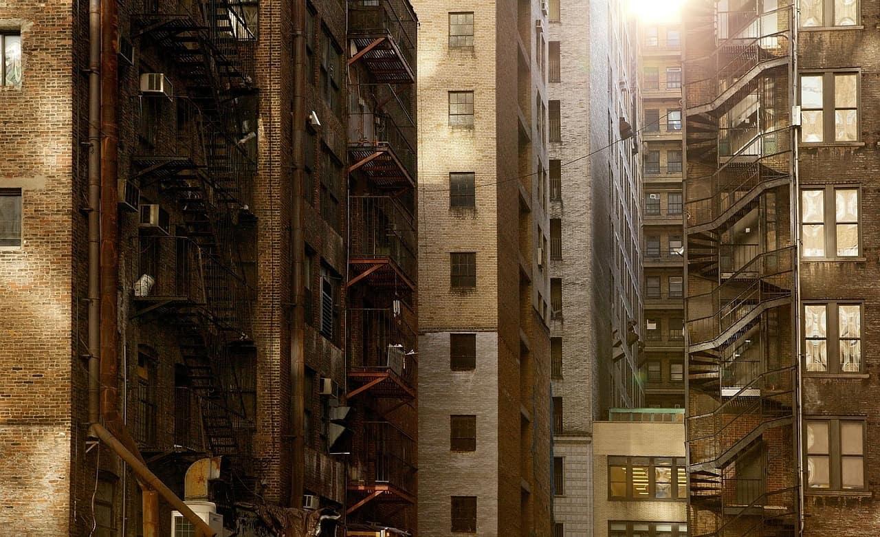 בניינים רבי קומות