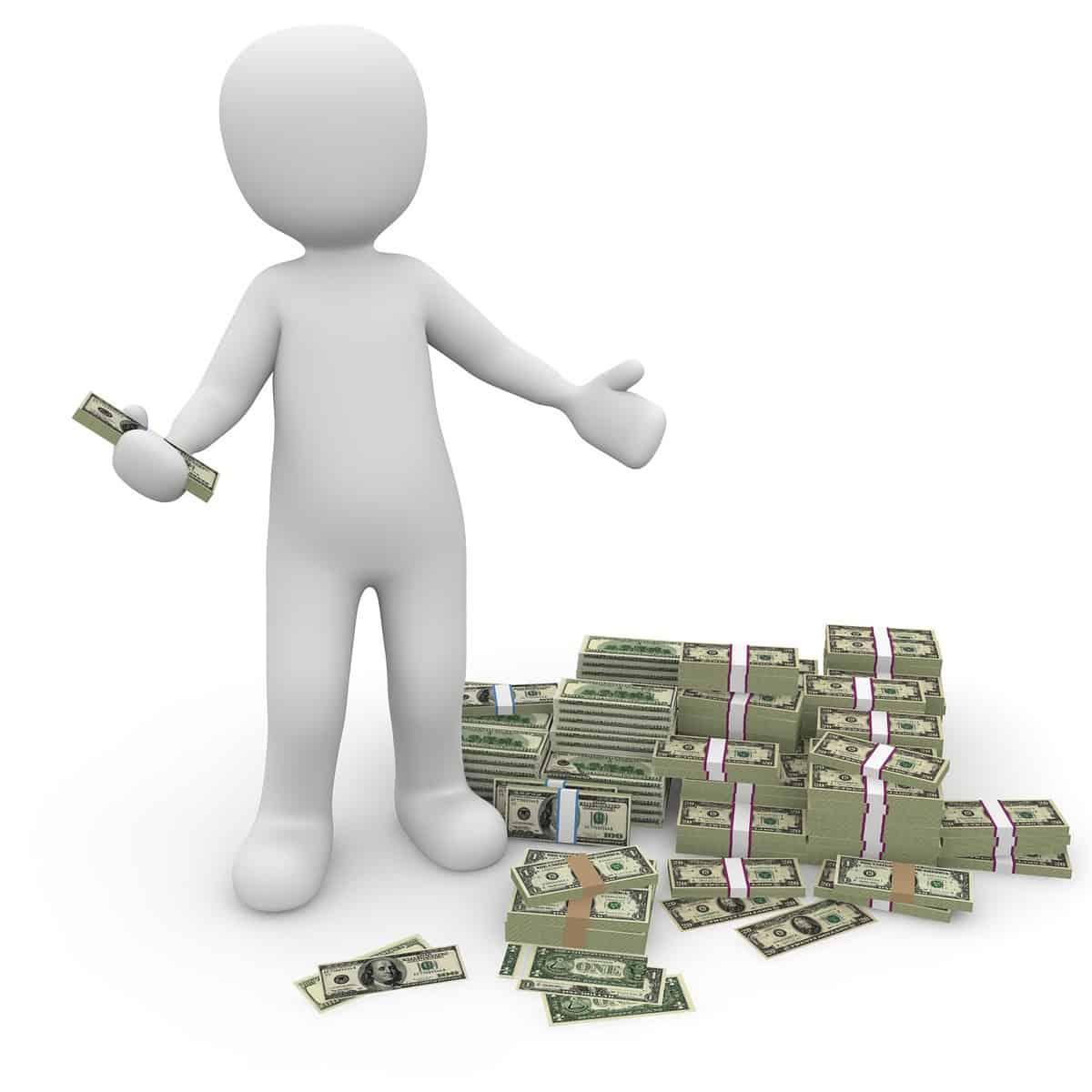 איש וכסף