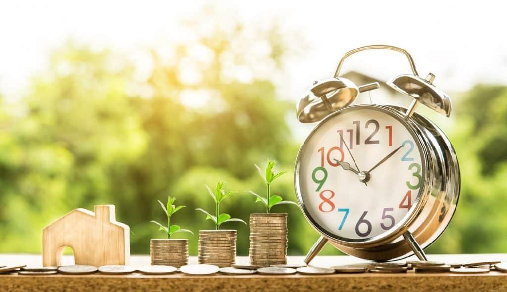שעון וכסף
